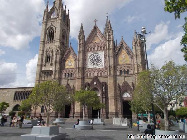 Katedra w Guadalajarze