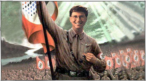 Ein Reich, ein Führer, ein OS - to była gruba przesada