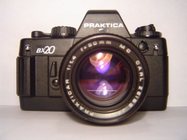 Praktica BX 20