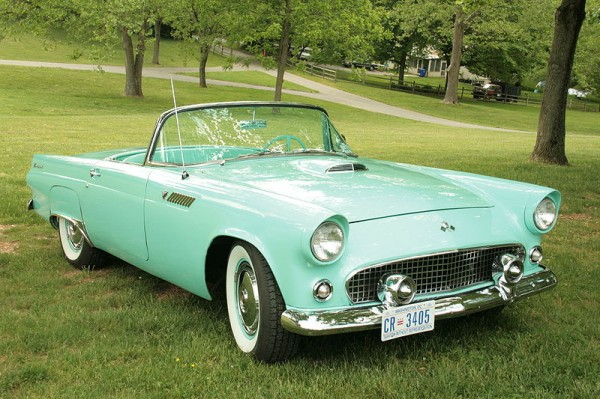 Ford Thunderbird 1955-1957