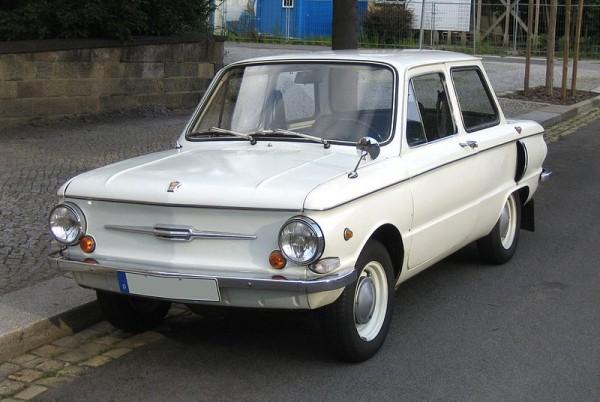 Zaporożec ZAZ-966, ZSRR, 1967-1972