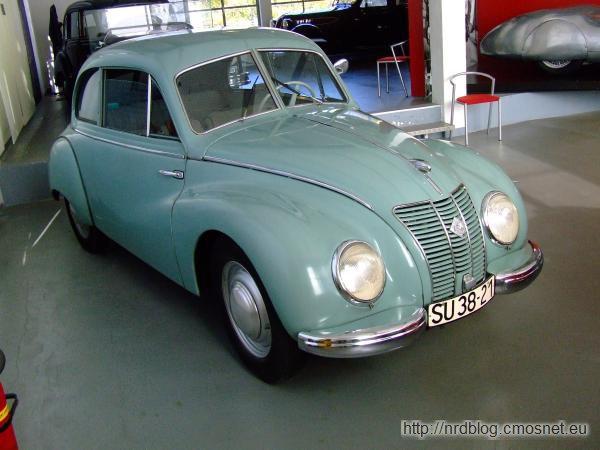 IFA F9, NRD, 1950-1956