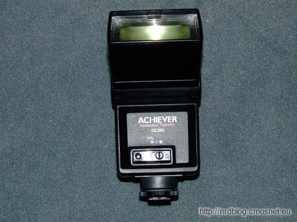 Lampa błyskowa Achiever DZ260 do aparatu Praktica serii B
