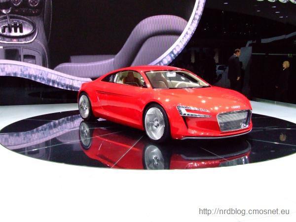 Audi eTron na IAA 2009
