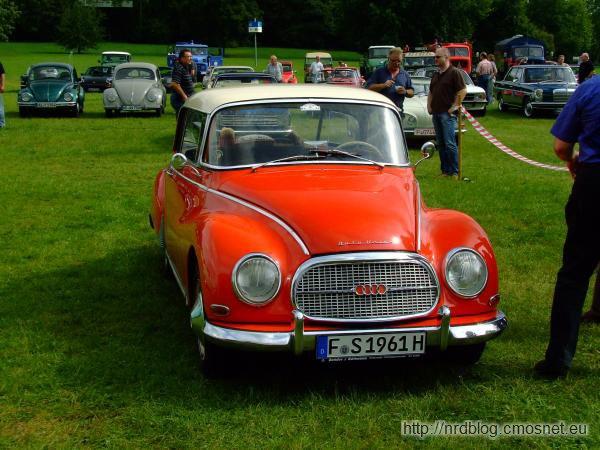 Auto Union 1000S, Niemcy, 1958-1963