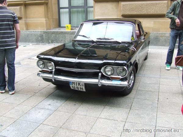 Chevrolet Corvair (1960-1964)