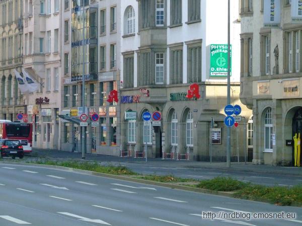 "Erfurt - tu chyba była restauracja ""Goldbroiler"""