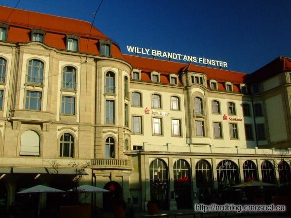 Erfurt, hotel Erfurter Hof