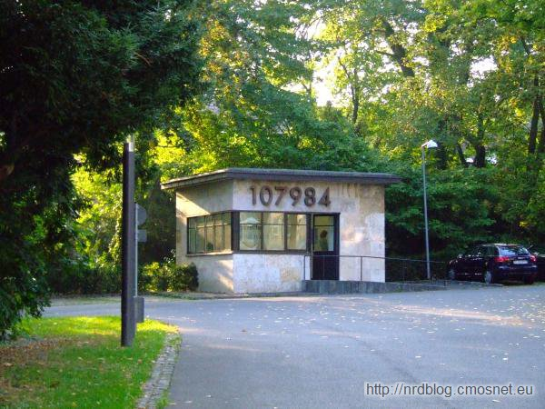 I.G. Farben Haus - wartownia