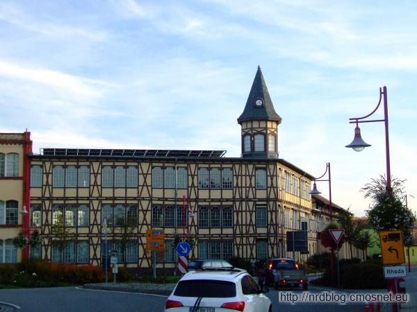 Dawny Nadelwerk Ichtershausen