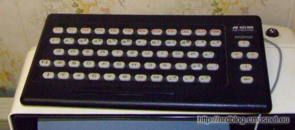 Komputer domowy KC85/2 - klawiatura, NRD, 1985