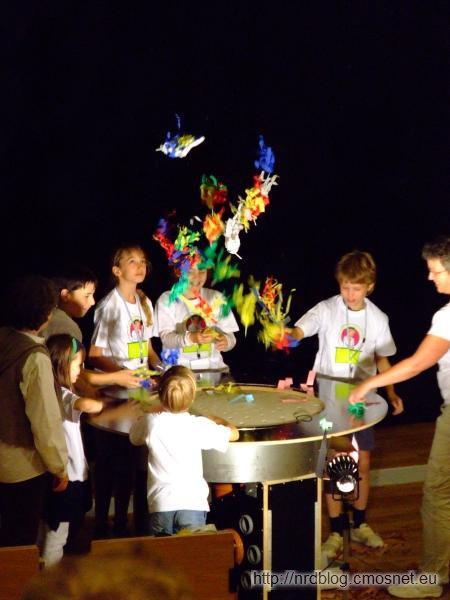 Kinder Uni 2011