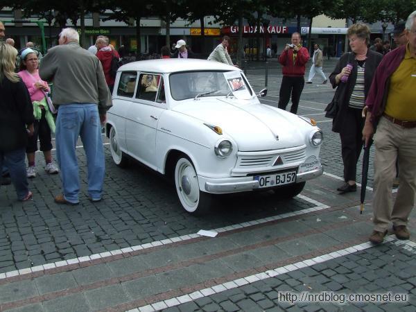 """Lloyd LS600 """"Alexander"""", Niemcy, 1957-1961"""