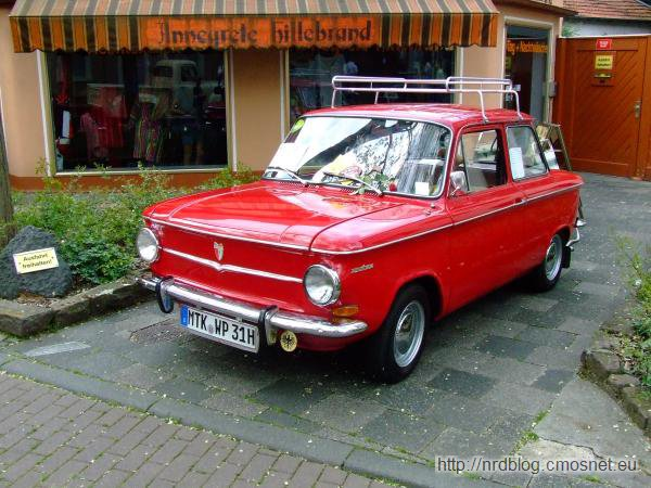 NSU Prinz 4, Niemcy, 1961-1973