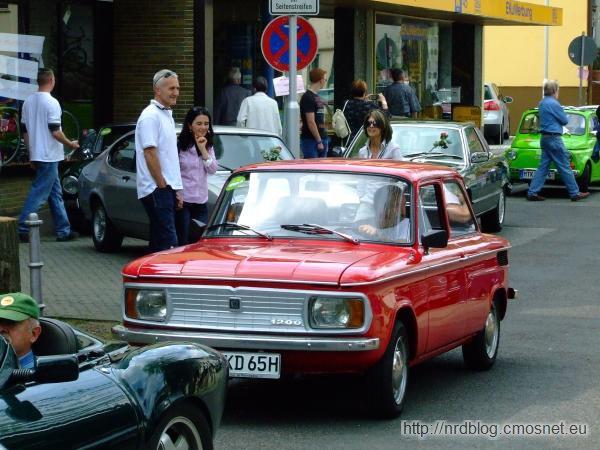 NSU 1200 (NSU Typ 110), Niemcy, 1967-1973