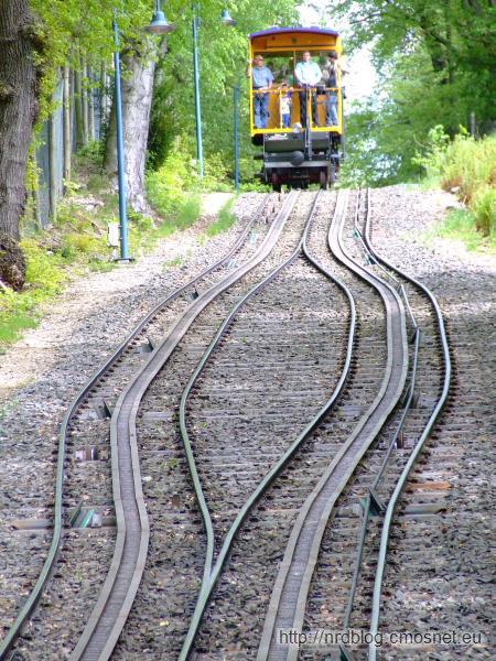 Nerobergbahn Wiesbaden - mijanka