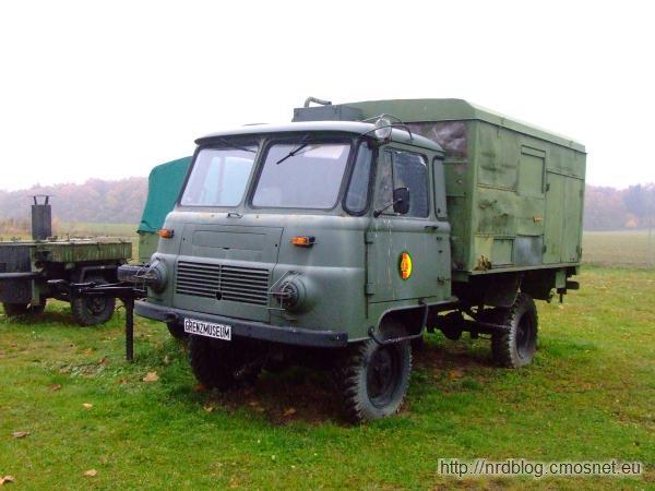 Robur LO 2002, NRD