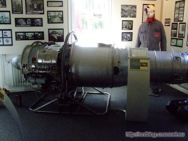 Silnik odrzutowy produkcji Rolls-Royce Oberursel