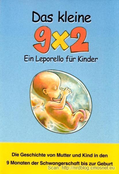 Materiały do wychowania seksualnego w szkole podstawowej w Niemczech