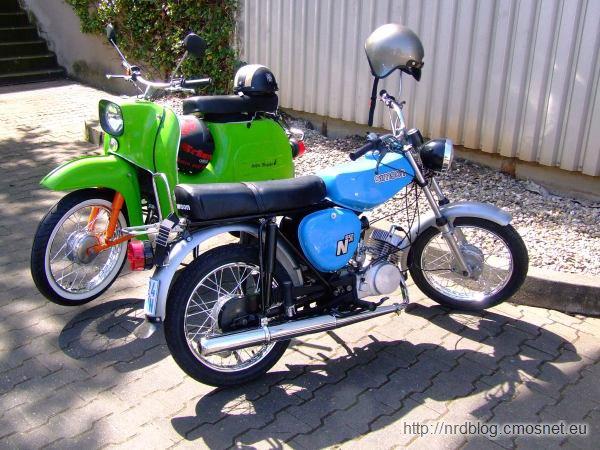 Simson S50N, NRD, 1975-1980
