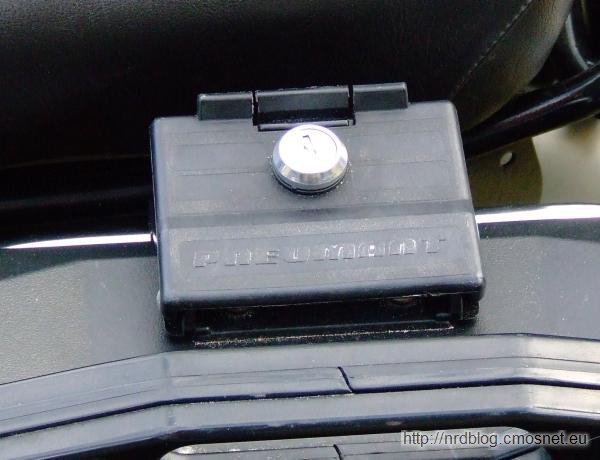 Kufry boczne Simson S51B, NRD