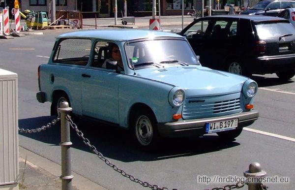 IFA Trabant 1.1 Universal, NRD, 1990