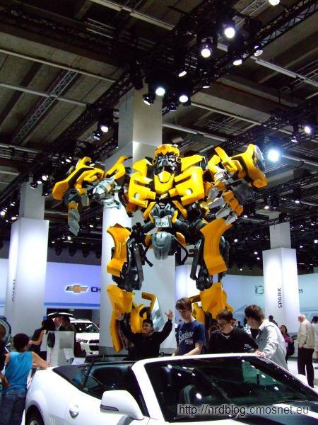 IAA 2011 - Transformer