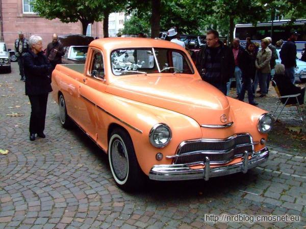 FSO Warszawa 200P