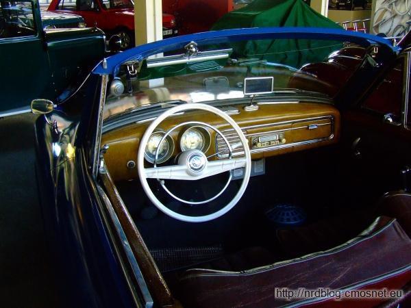 Wartburg 311/2 Cabrio