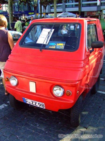 Zagato Zele 1000, Włochy, 1974-1976