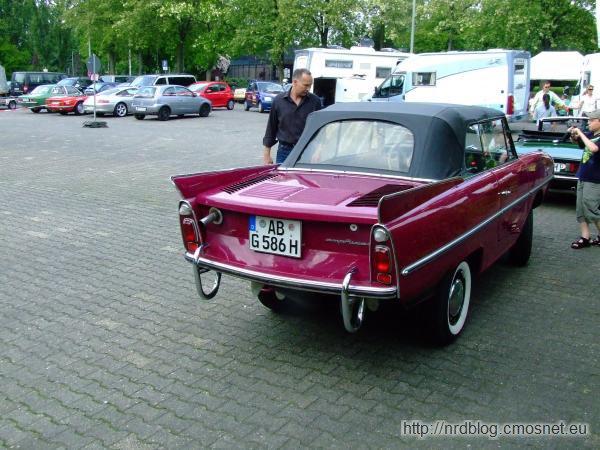 Amphicar 770, 1960-1963