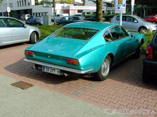 Aston Martin DBS (1967-1972)