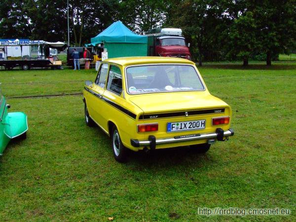 DAF 66 Limousine, 1972-1975