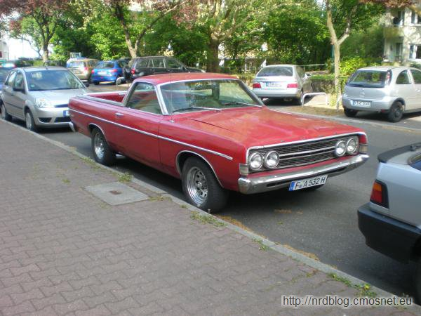 Ford Ranchero 1968-1969