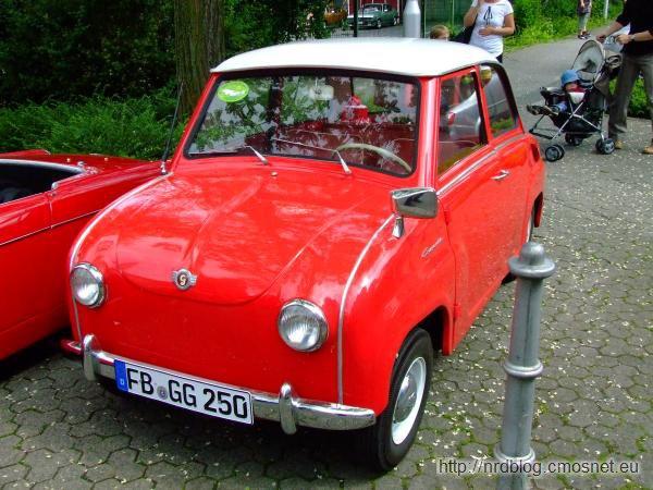 Goggomobil T, Niemcy, 1955-1969