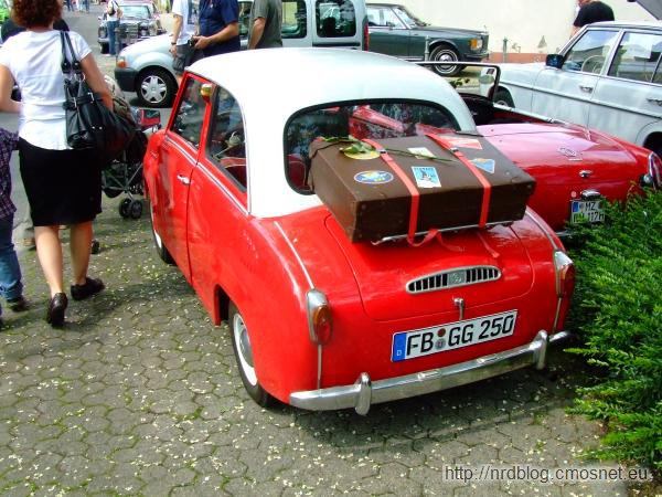 Goggomobil T, 1955-1969