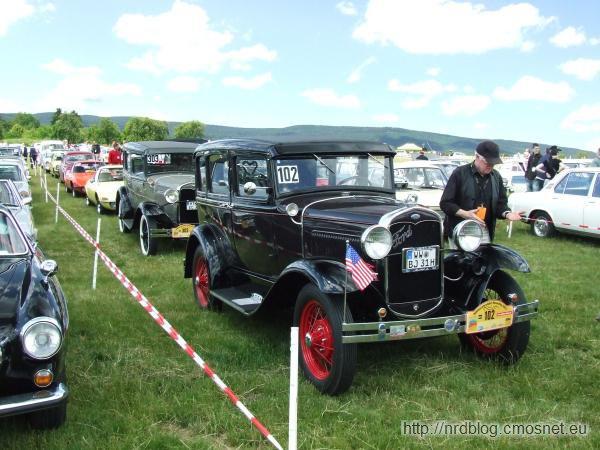 Hessentag 2011 Oberursel - zlot starych samochodów