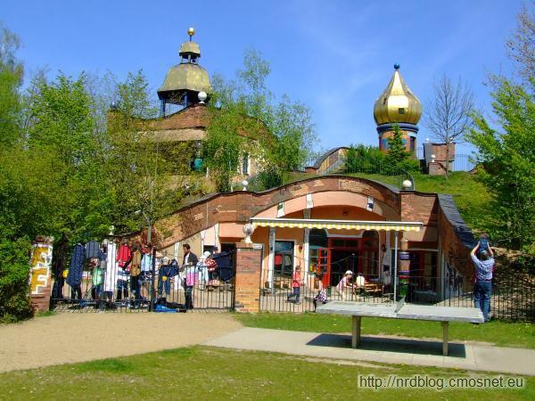 Przedszkole miejskie Hundertwasser KiTa, Frankfurt