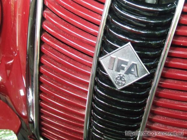 IFA F9 (EMW 309), NRD, 1953-1956