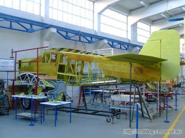Replika Junkersa F13