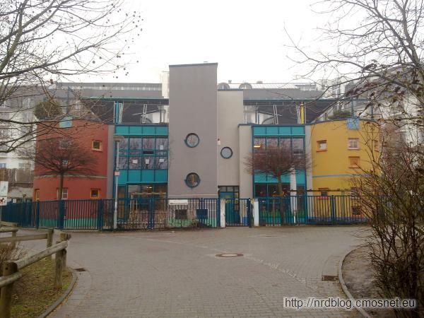 Przedszkole miejskie KT 106, Frankfurt