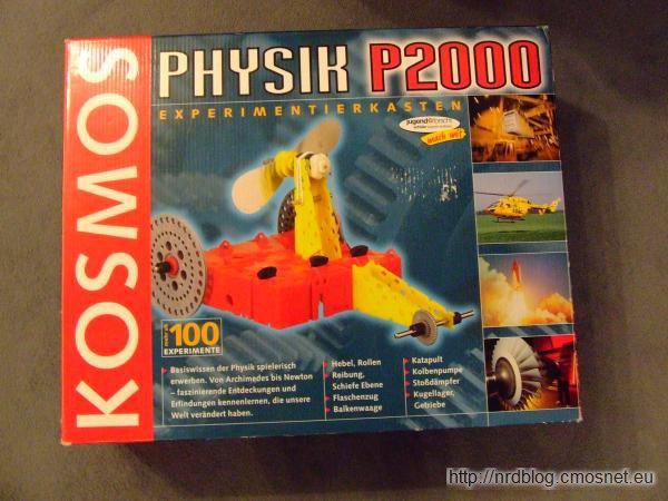 Kosmos Physik P2000