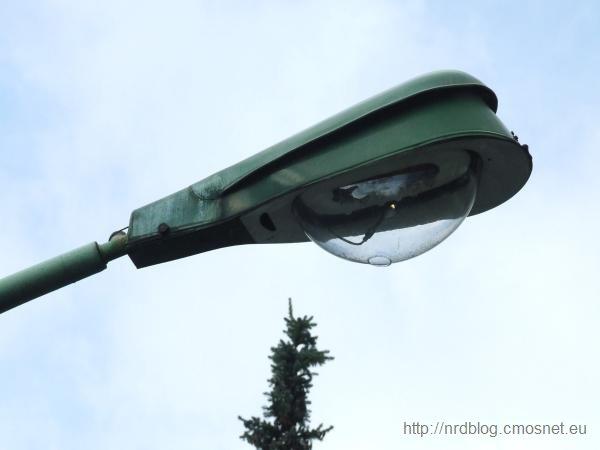 Latarnie gazowe we Frankfurcie