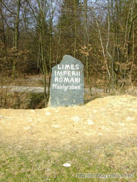 Limes - dawna granica Cesarstwa Rzymskiego