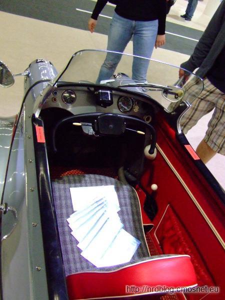 Messerschmitt Kabinenroller KR 175