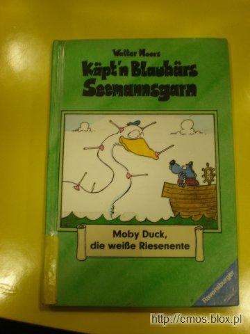 Walter Moers - Käpt'n Blaubärs Seemannsgarn