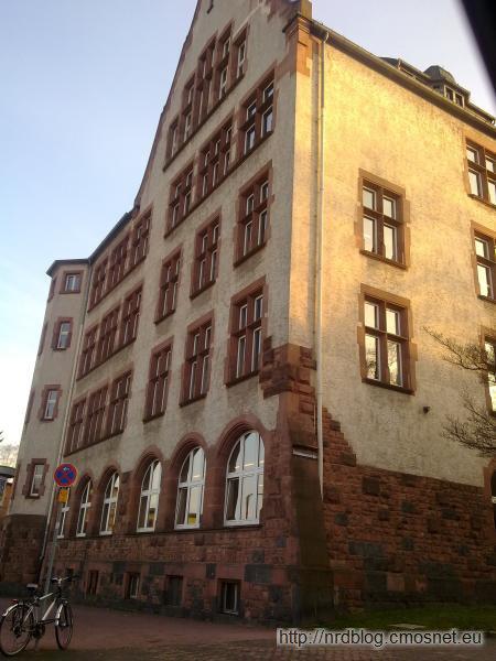 Szkoła podstawowa Mühlbergschule we Frankfurcie