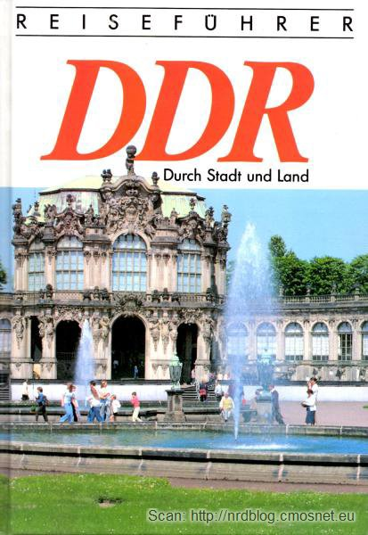 Zachodnioniemiecki przewodnik po NRD, 1990
