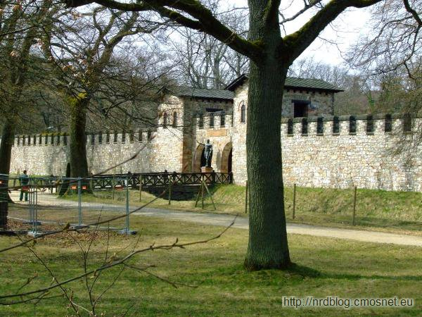 Saalburg - garnizon rzymski na Limesie