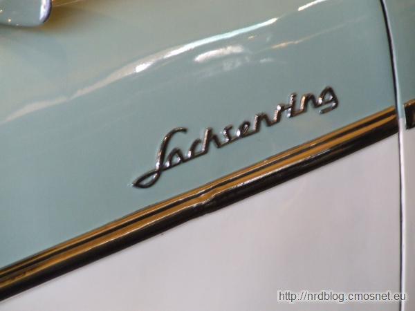 "Horch P240 ""Sachsenring"" pierwszej serii, NRD, 1955"